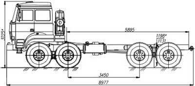 Автомобильный завод уралаз урал 5323 62
